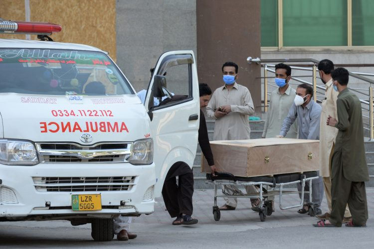 Pakistan koronavirus