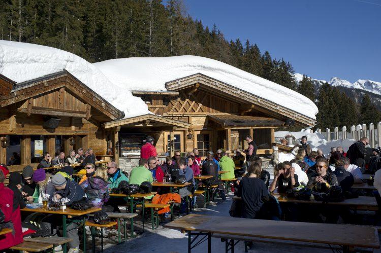 Skijalište Išgl, Ischgl