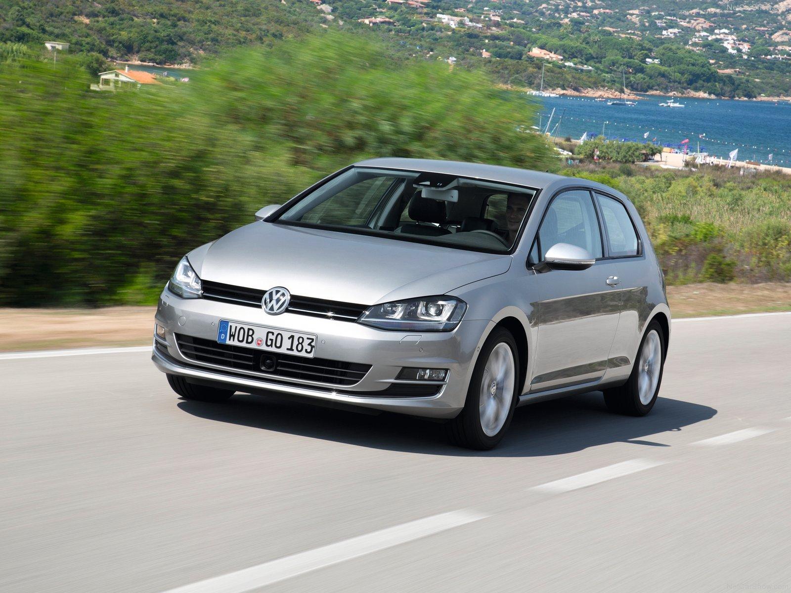 Volkswagen Golf 6, Golf 7