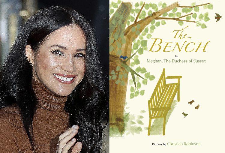 Megan Markl knjiga