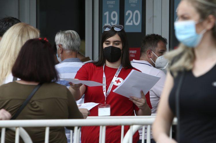Makedonija Skoplje vakcina vakcinacija