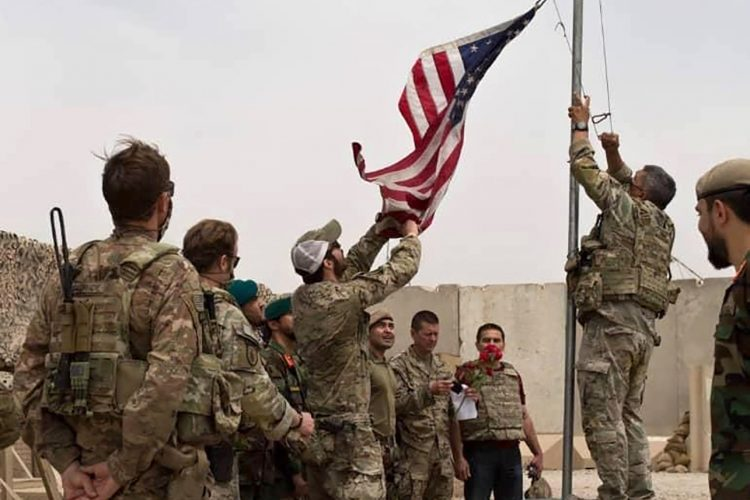 Avganistan Amerika