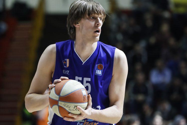 Uroš Luković KK Mornar