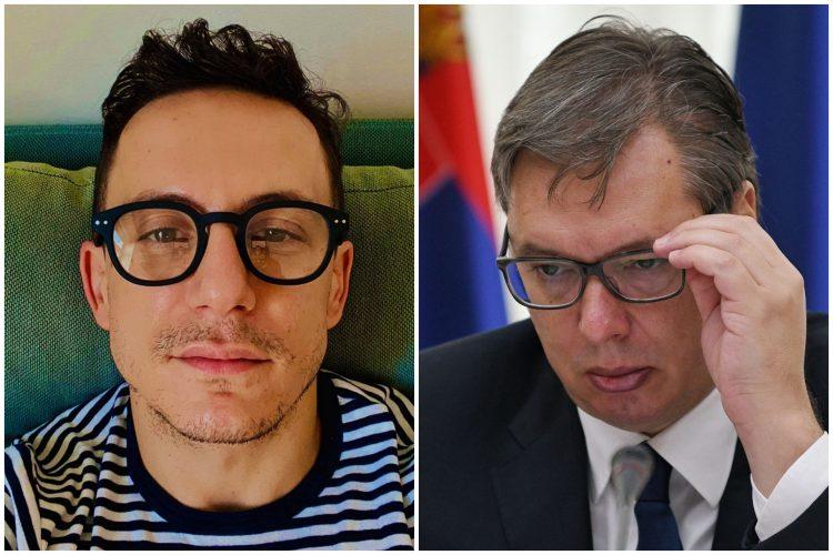 kombo ivan zidarević i vučić