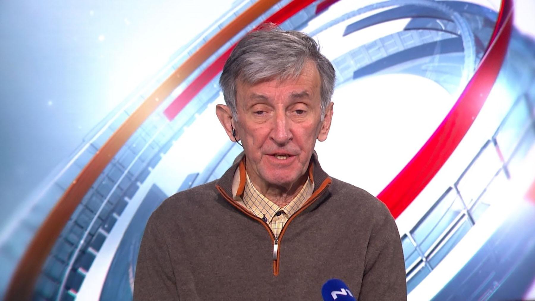 Geolog Branislav Božović