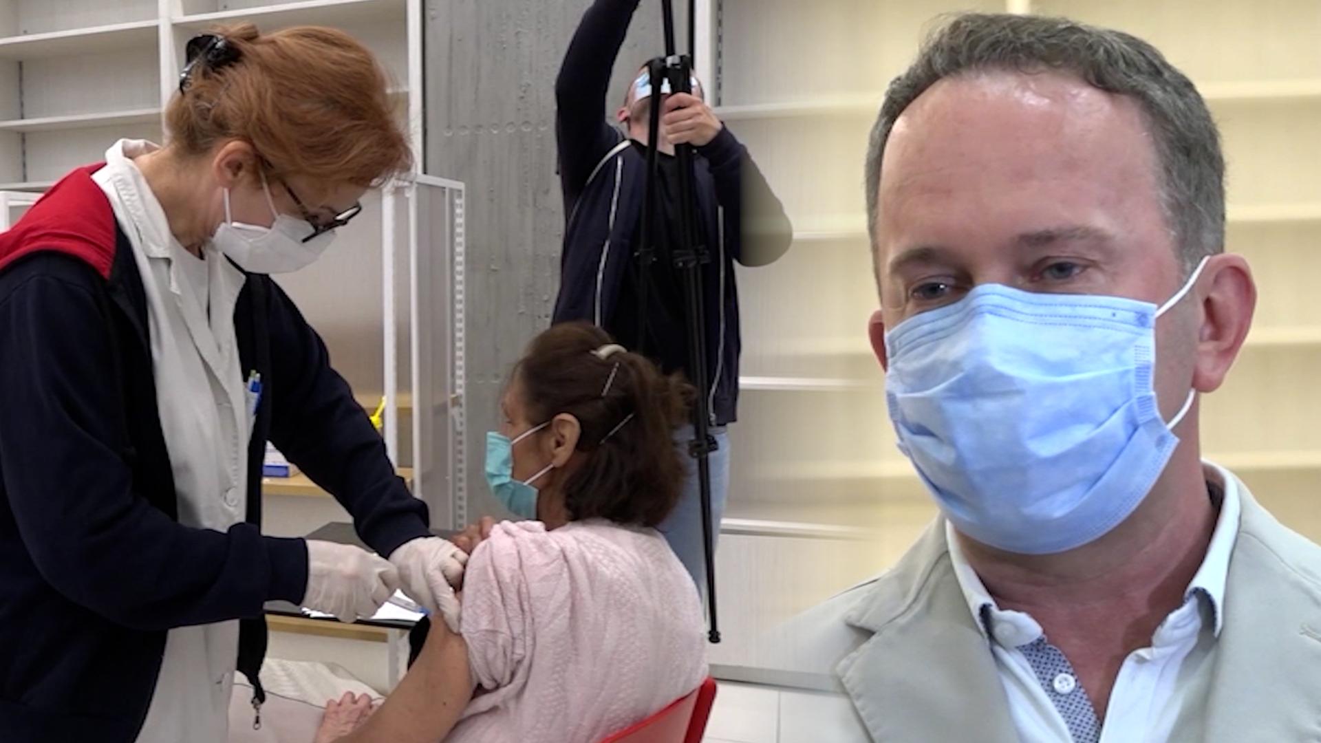 Novi Sad vakcinacija