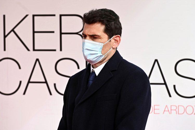 Iker Kasiljas problemi sa srcem
