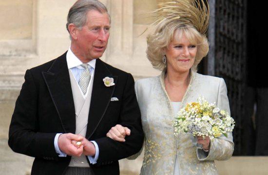 Princ Carls i Kamila