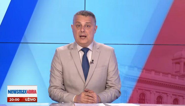 """Goran Dimitrijević u """"Pregledu dana"""""""