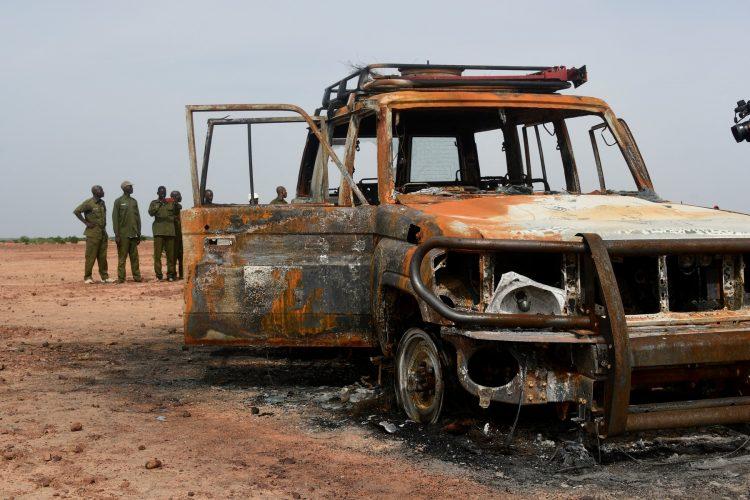 Niger napad terorizam