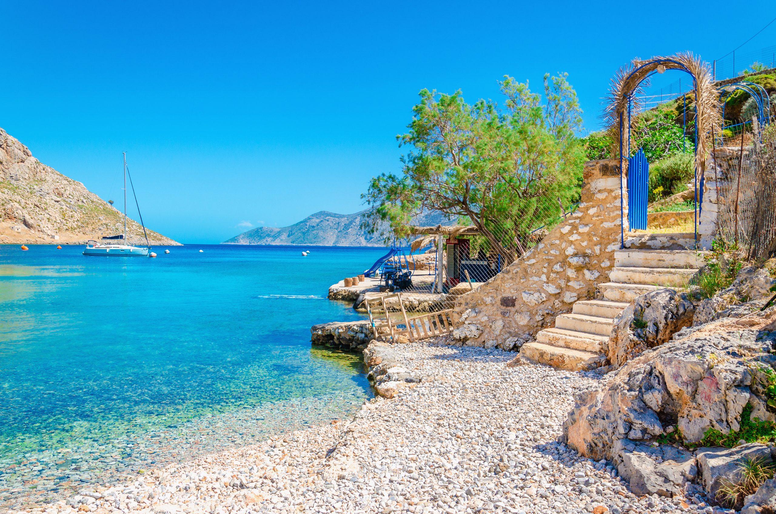 Grcko ostrvo Kalimnos Grcka