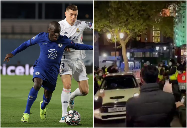 N'Golo Kante, FK Čelsi automobil