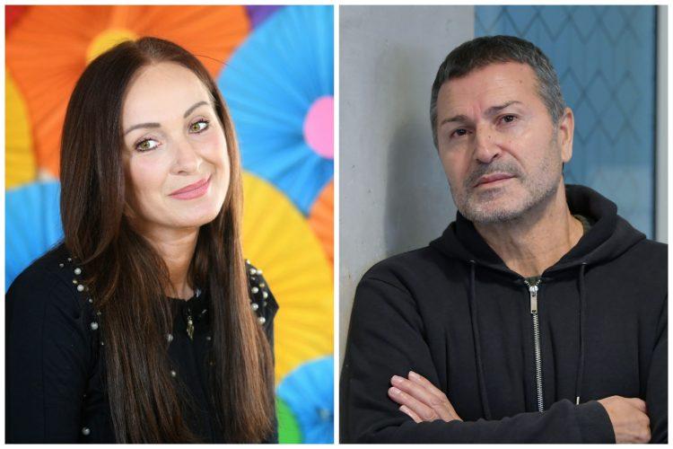 Slađa Delibašić i Đole Đogani