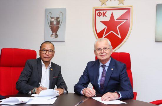 Crvena zvezda dobija fudbalsku akademiju u Maleziji