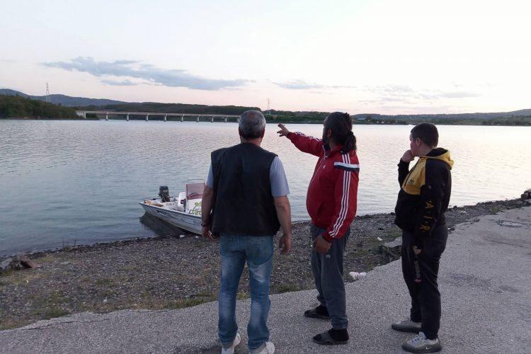Gruzansko jezero potraga devojka utapanje