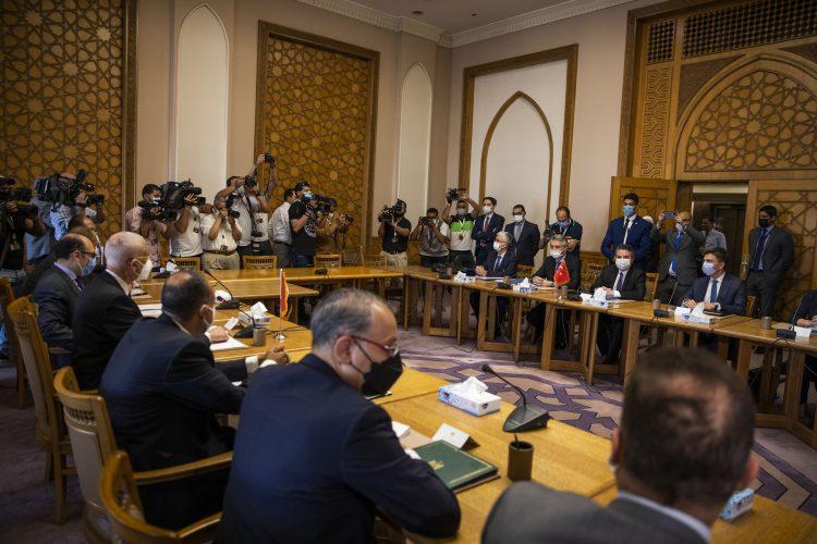 Turska Egipat pregovori