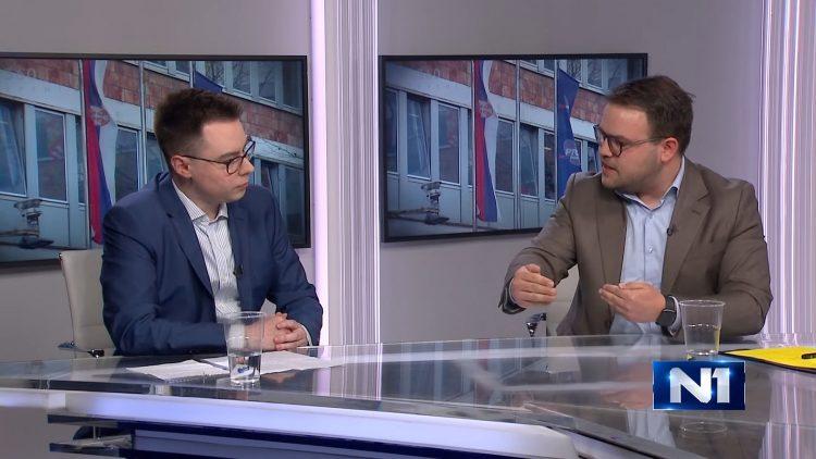 Natan Albahari i Stefan Jovanovic