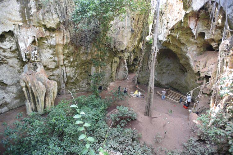 Afrika najstariji grob