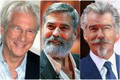 Ričard Gir, Džordž Kluni i Pris Brosnan