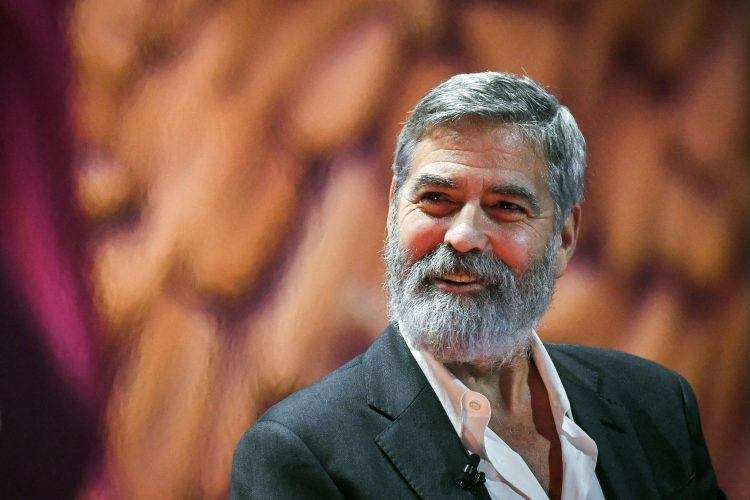 George Clooney Dzordz Kluni