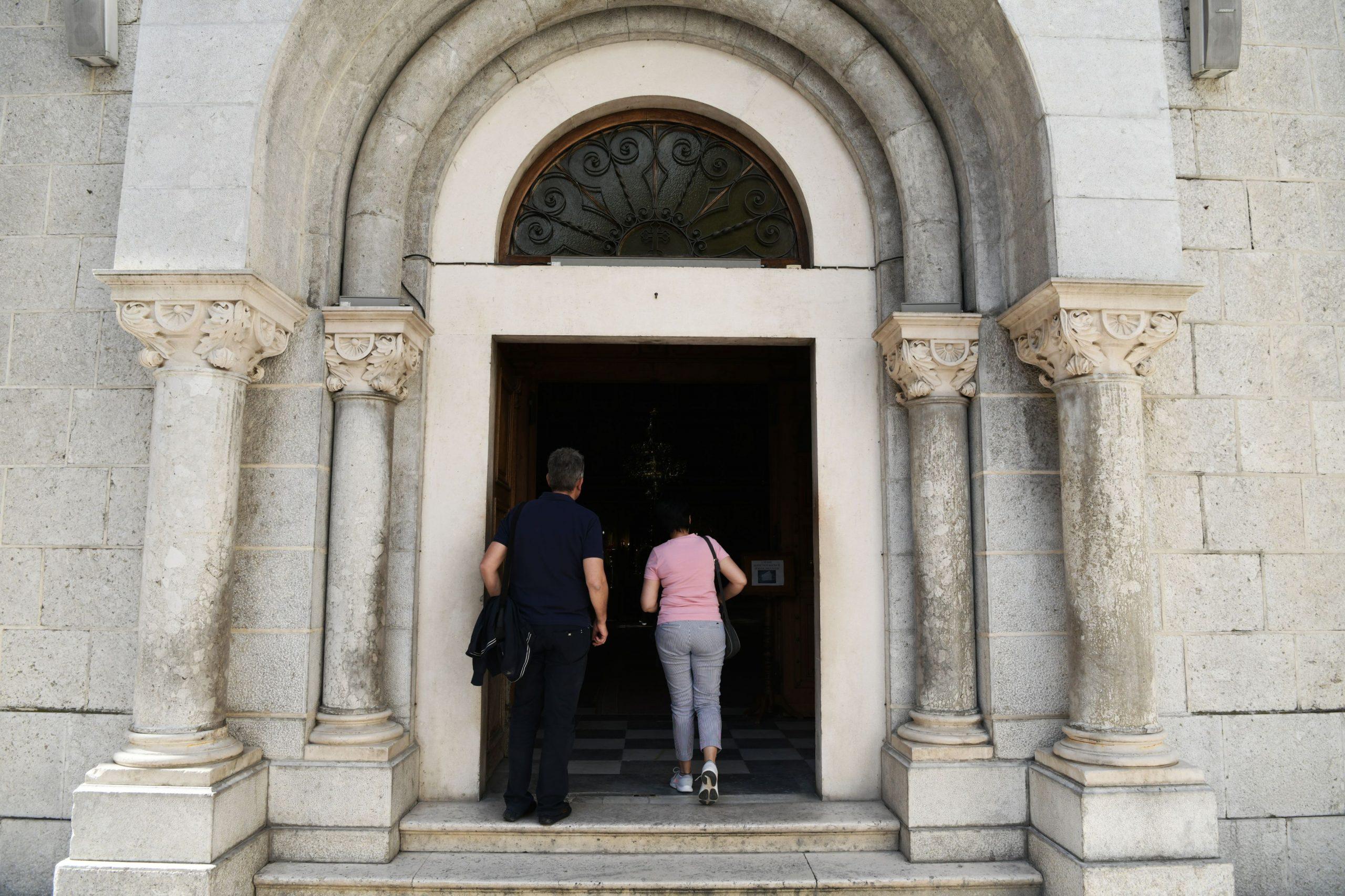 Crkva Svetog Nikole Kotor Crna Gora