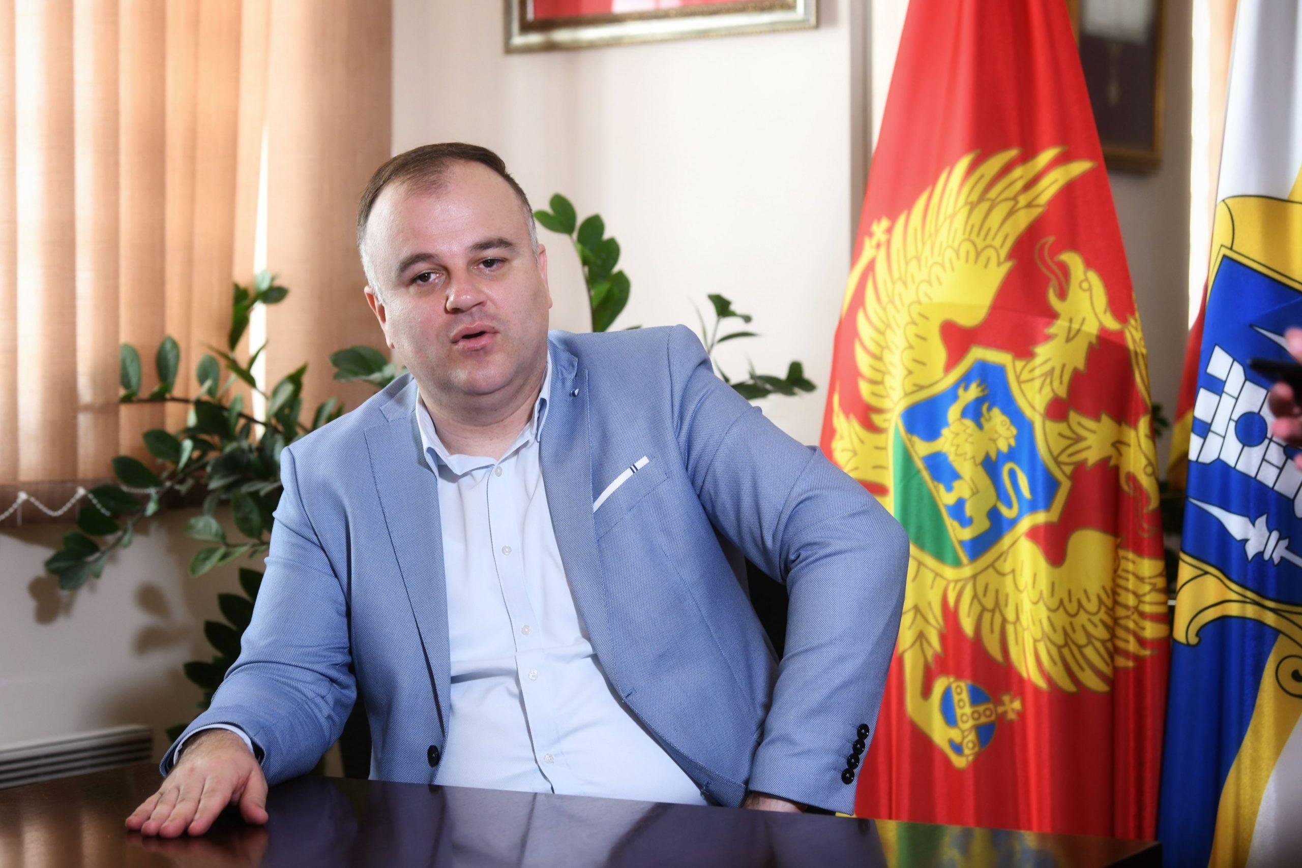 Stevan Katic predsednik opstine Herceg Novi
