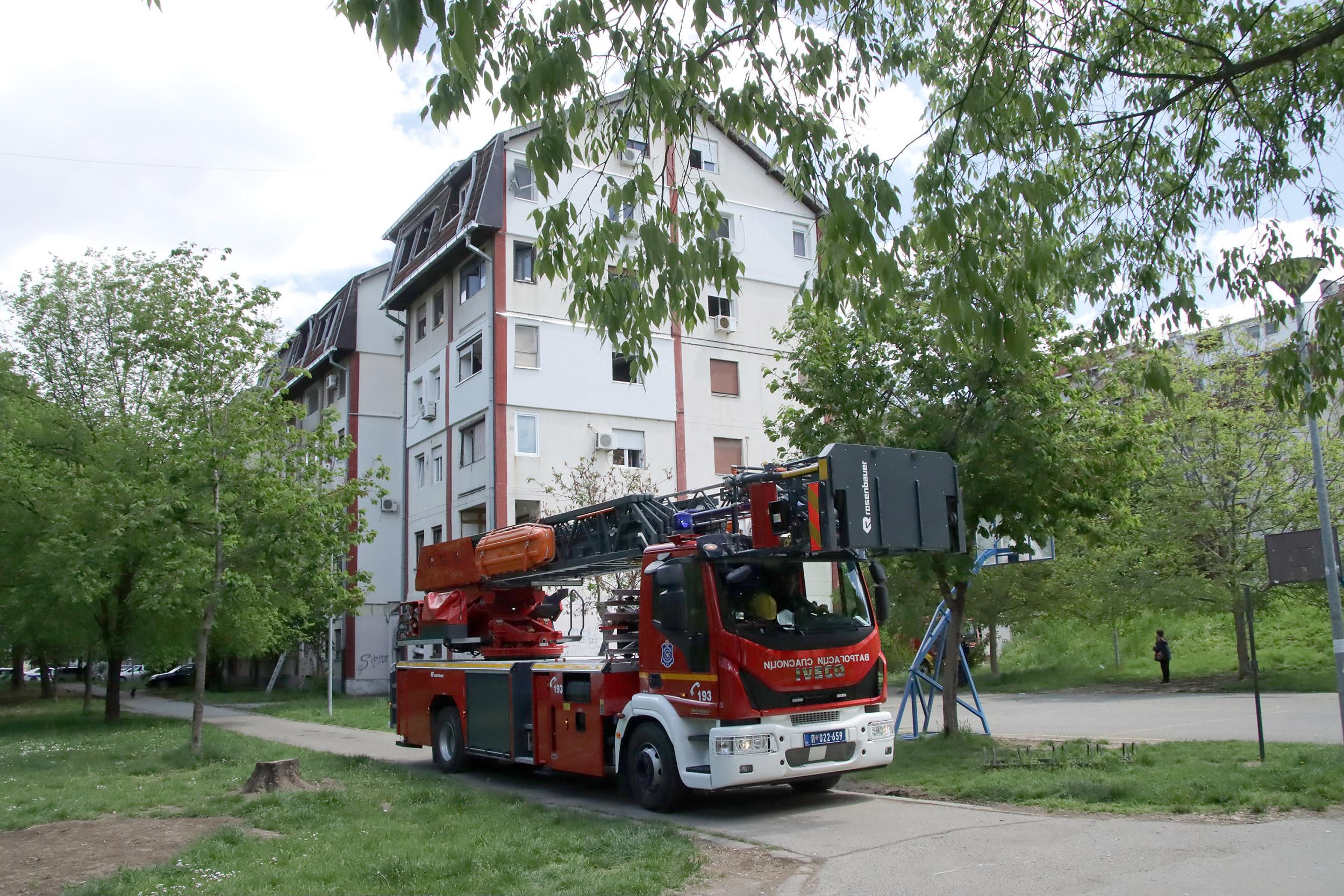 Pozar Novi Sad