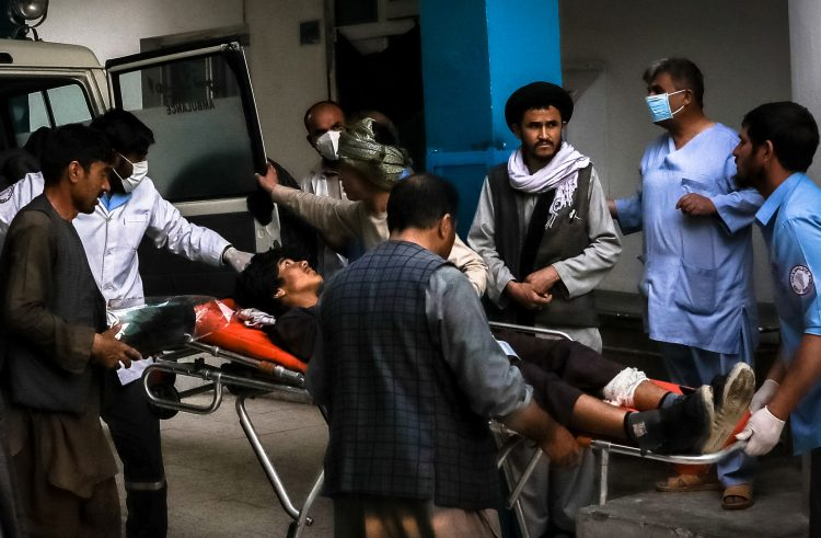 Kabul ekspolozija