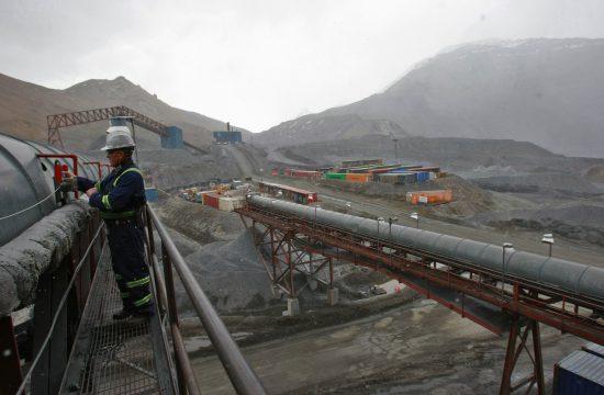 Kirgistan rudnik
