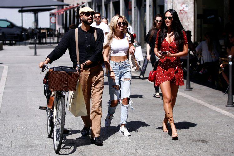 Milano; moda