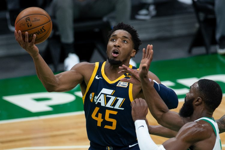 Utah Jazz at Boston Celtics