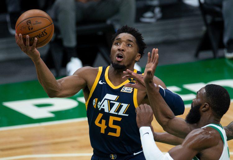 Utah Jazz at Boston Celtics