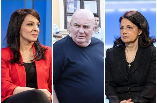 Marinika Tepić, Dragan Marković Palma, Sanda Rašković Ivić
