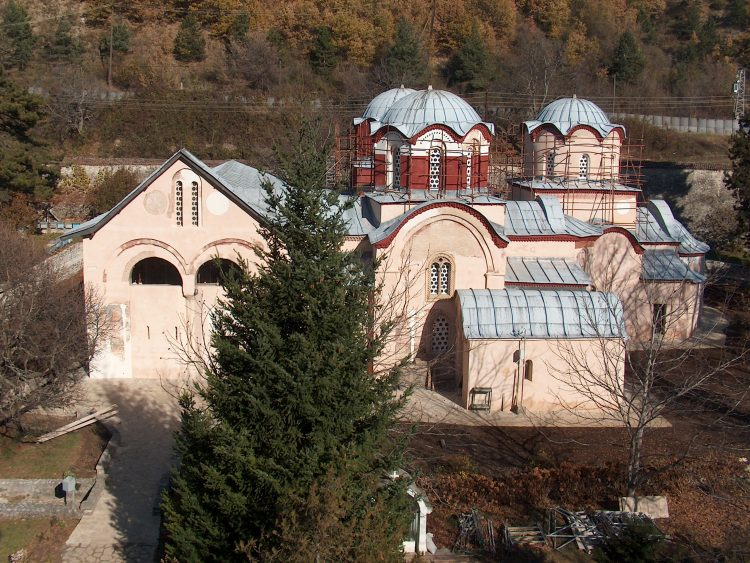 Pećka patrijaršija manastir
