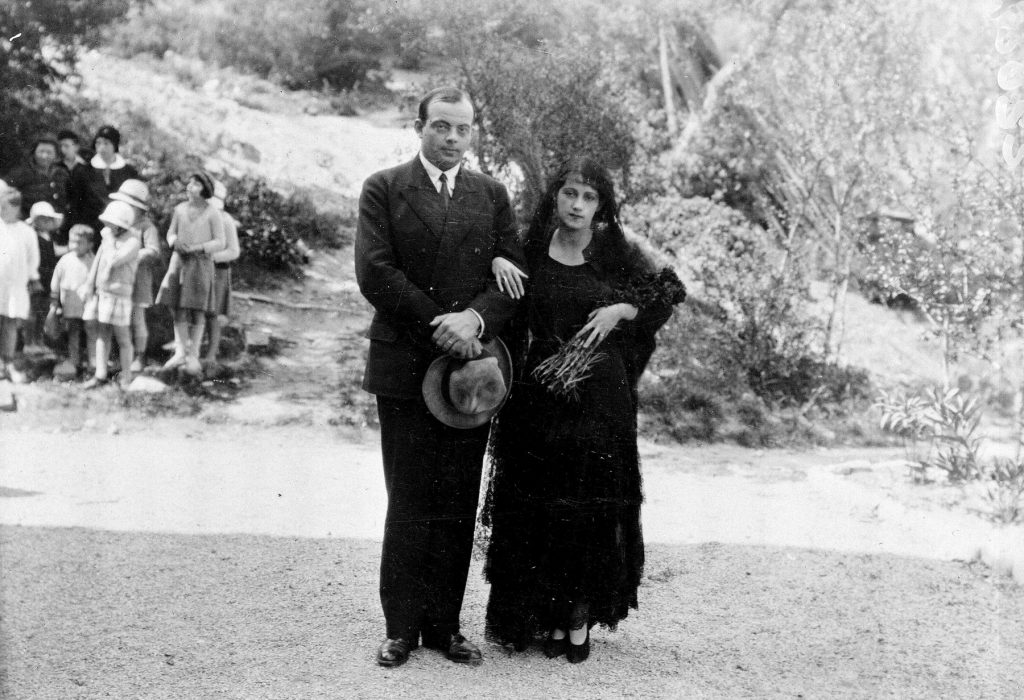 Antoan de Sent Egziperi, Konsuela Sunsin žena