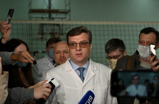 Aleksandar Murakovski doktor Navaljni