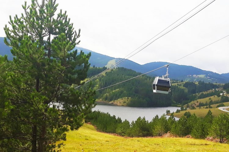 Zlatibor Gondola Gold gondola