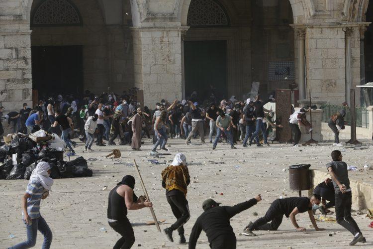 Jerusalim Izrael skubobi Palestina