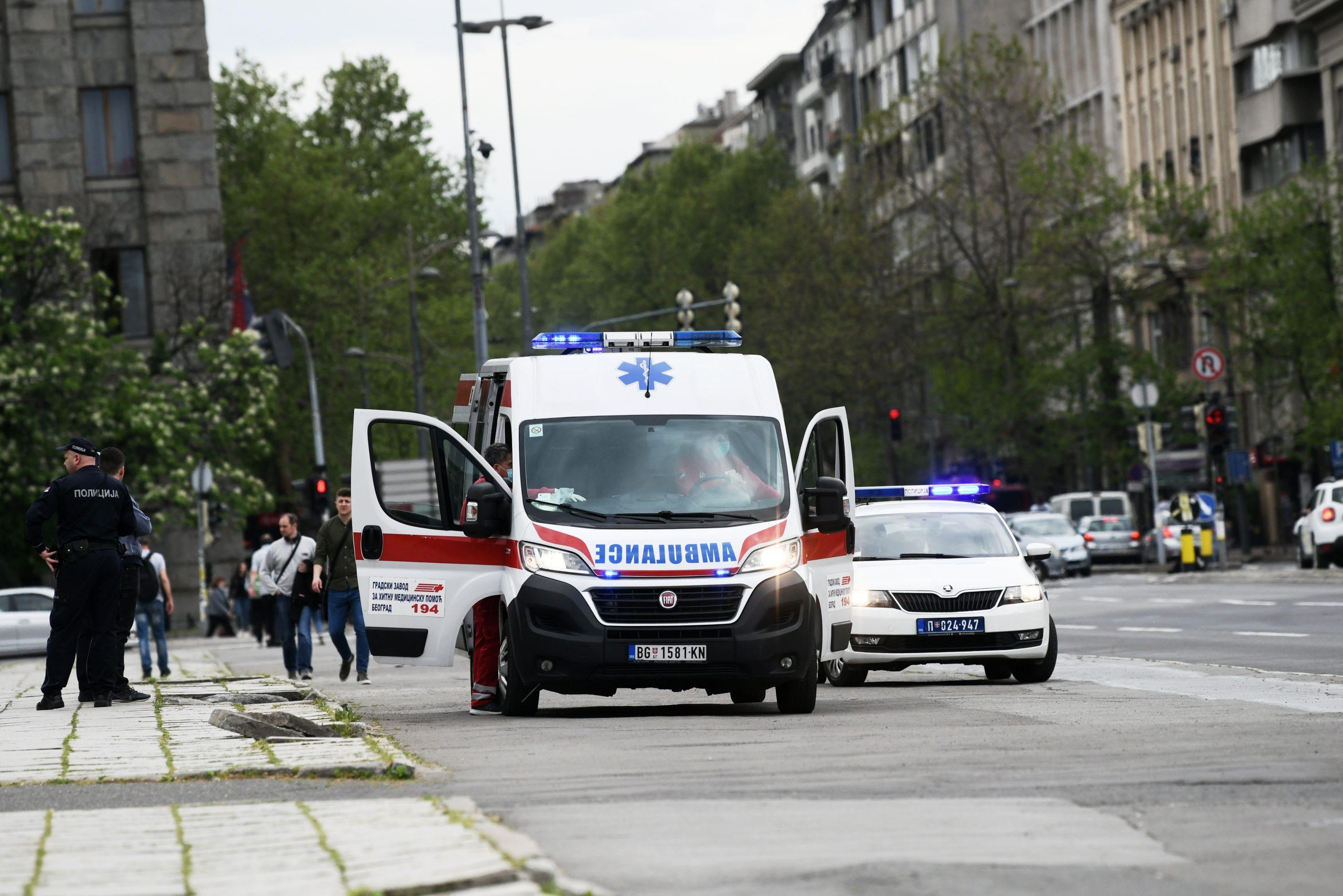 Policija Hitna pomoc
