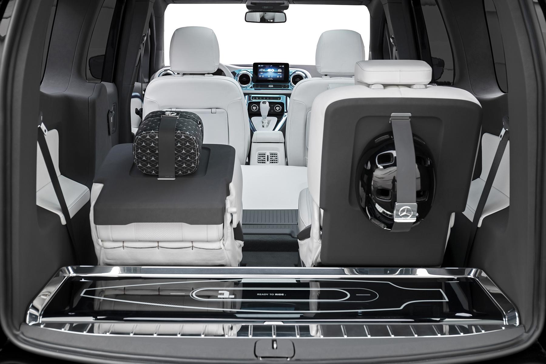 Mercedes-benz The Concept EQT