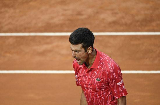 Novak Đoković ATP Rim 2020