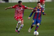 Lionel Mesi FK Barselona
