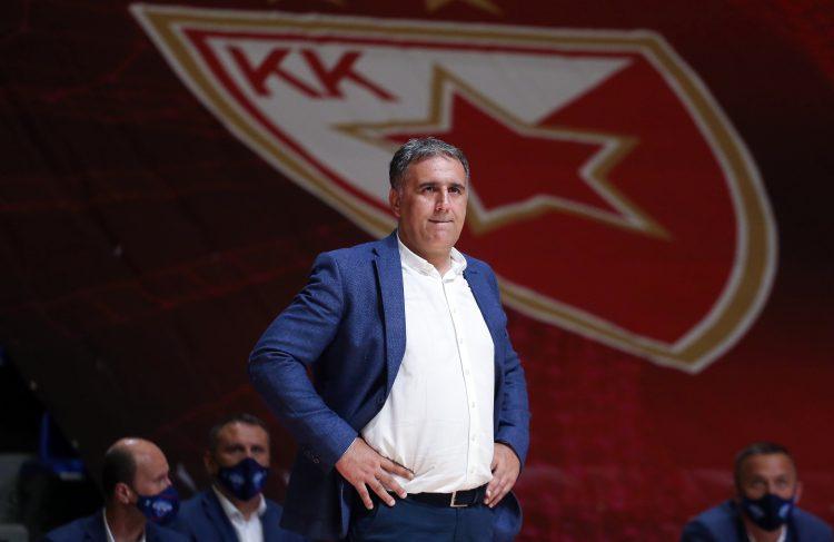 Dragan Bajić trener KK Igokea