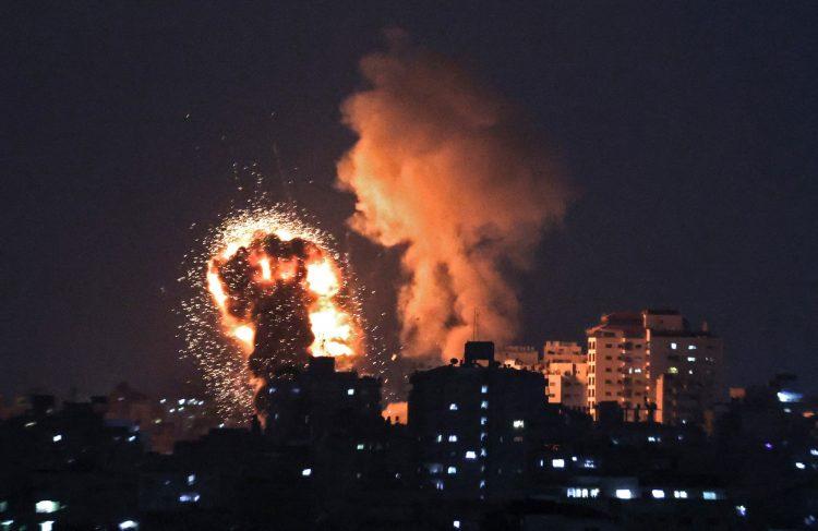 Gaza, rakete
