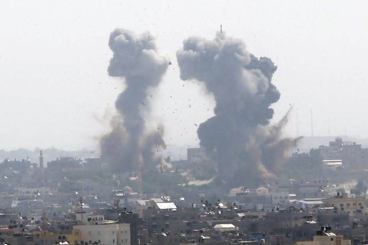 Gaza Gaza Palestina Izrael
