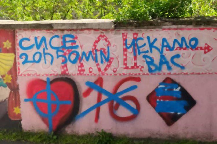 Grafit Ne davimo Beograd