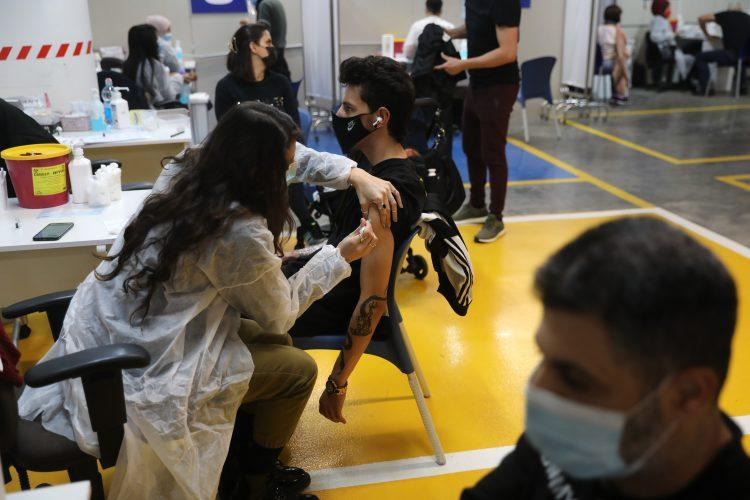 Izrael vakcina vakcinacija