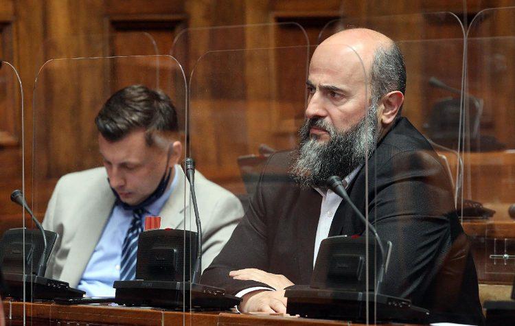 Skupstina Srbije zasedanje sednica Muamer Zukorlic