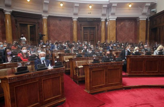 Skupstina Srbije zasedanje sednica