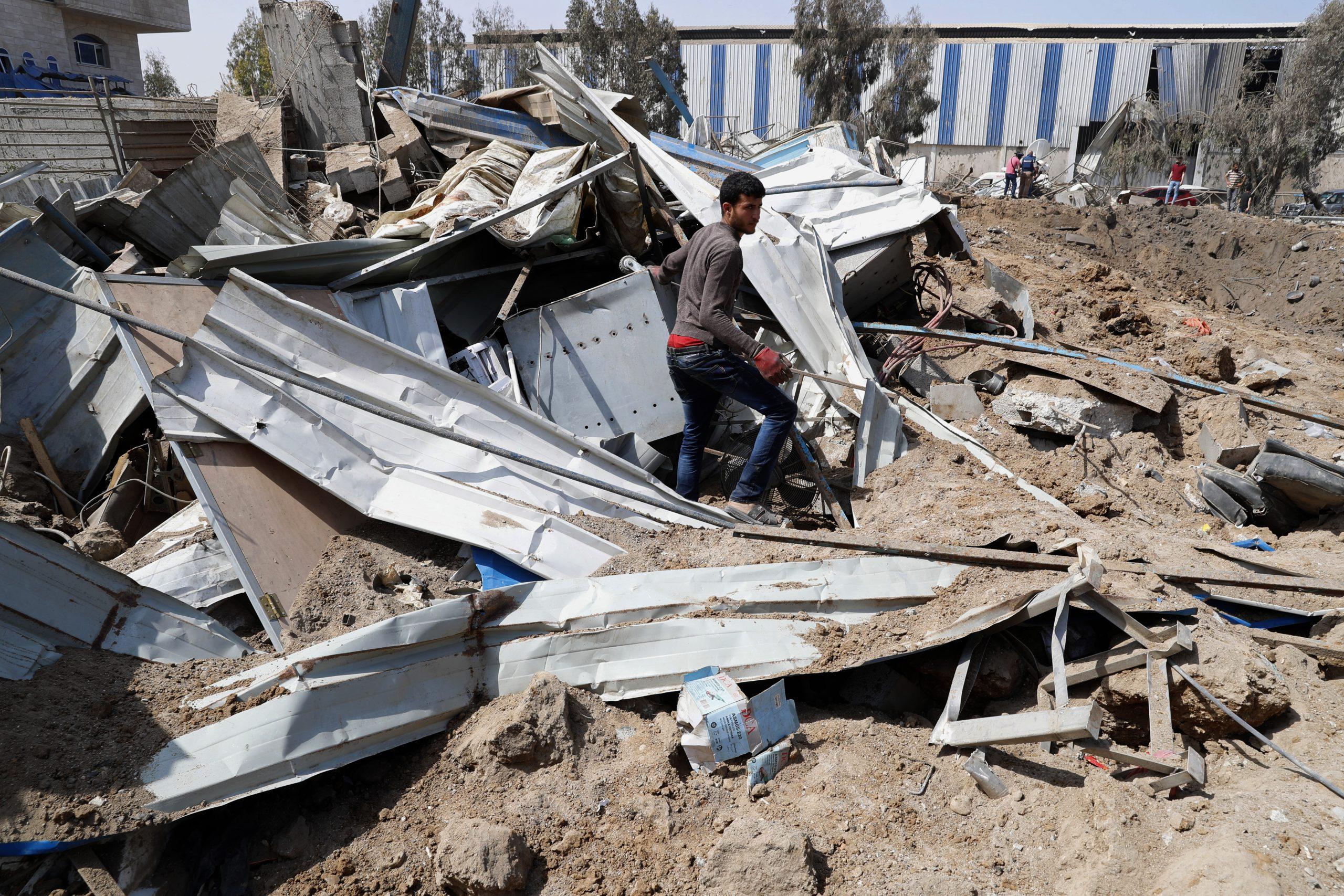Gaza pojas Gaze Palestina